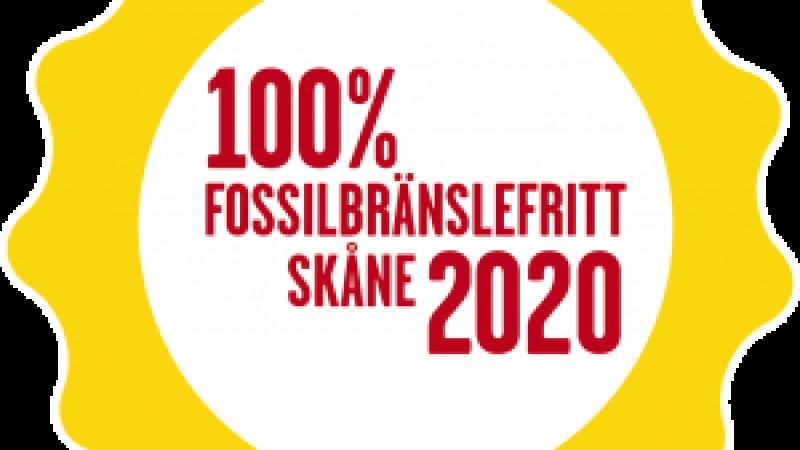 Fossilfritt Skåne 2020