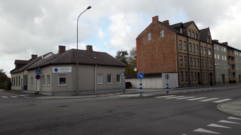 Sebran 38 i Eslöv, detaljplan