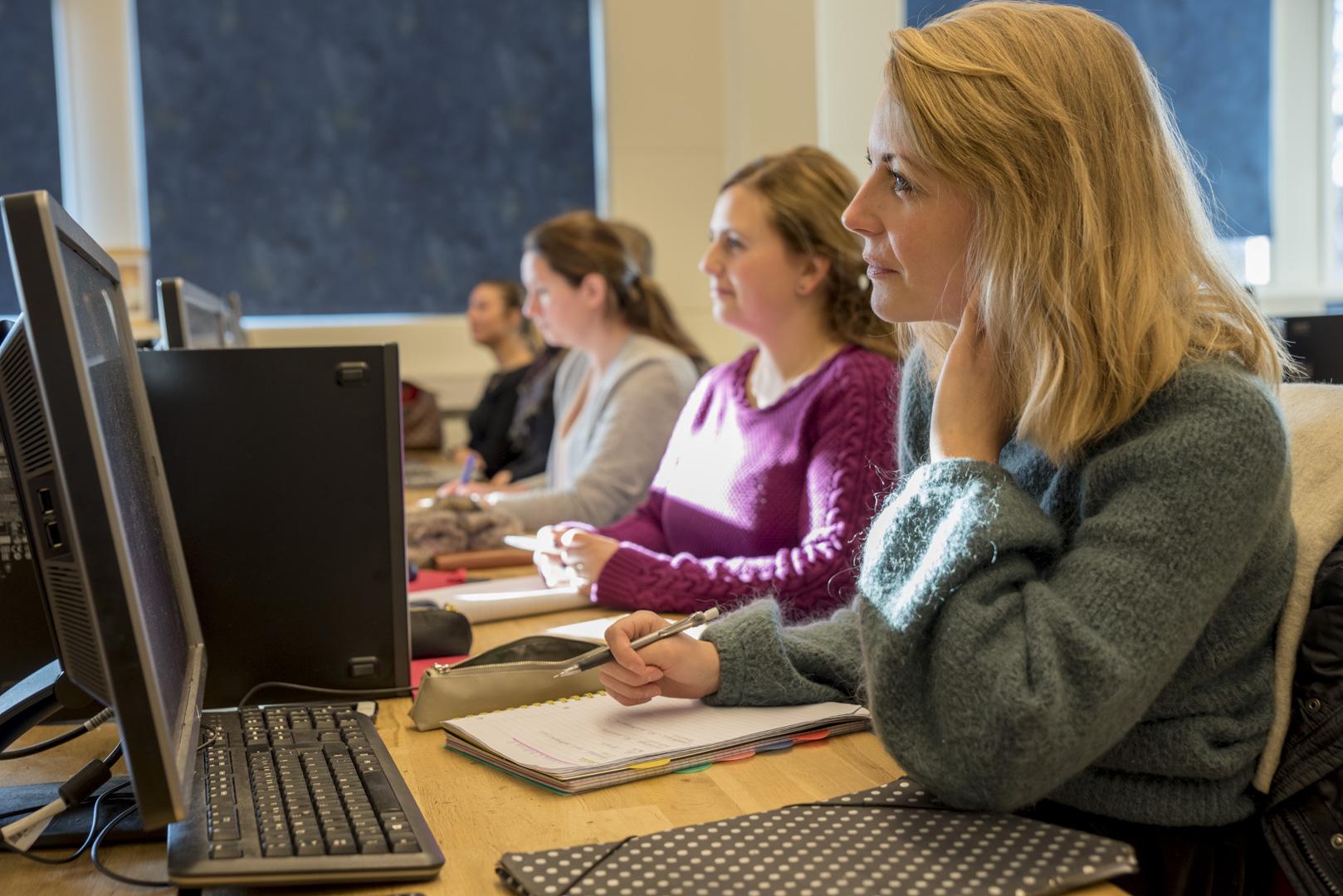 Redovisningsekonom utbildning
