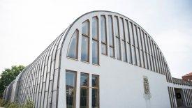 Medborgarhuset sett från norr
