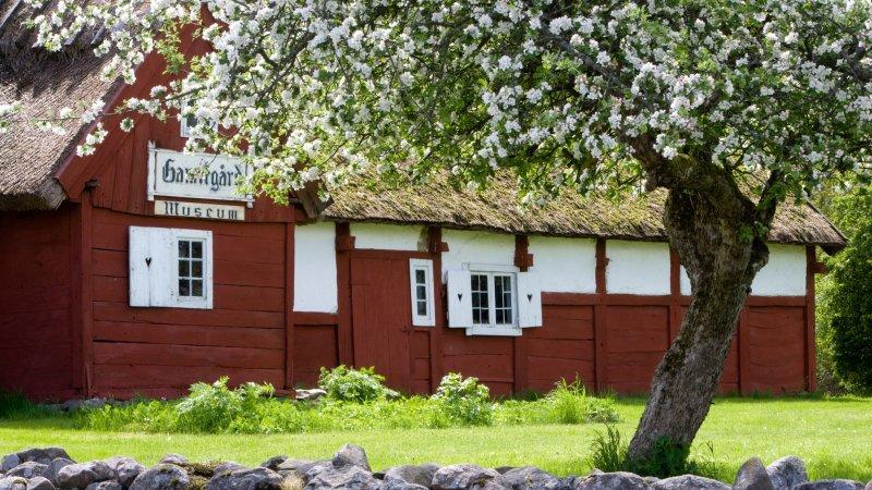 Gamlegårds hembygdsmuseum