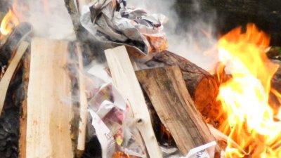 Var mycket försiktig vid grillning och eldning i Eslövs kommun