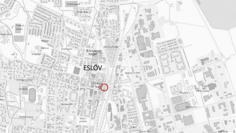 Ändring av detaljplan för Bankmannen 5 i Eslöv