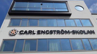 Öppet hus i nya Carl Engström-skolan 24 augusti