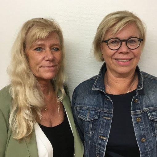 Connie Lethin och Agneta Malmgren Fänge, från Lunds Universitet, är ansvariga forskare för projektet i Sverige.
