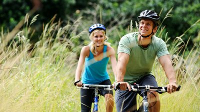 Hemester på cykel