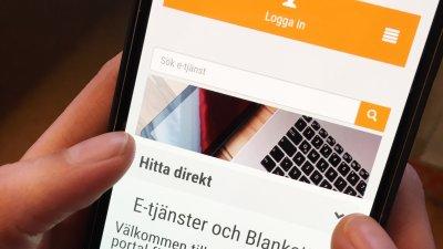 Enklare och snabbare med e-tjänster