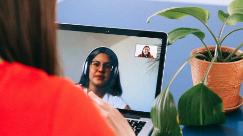 Digital vägledningsgrupp för dig med barn i tonåren