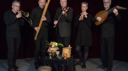 INSTÄLLD: Konsert Martin Bagge och Ensemble Mare Baltikum