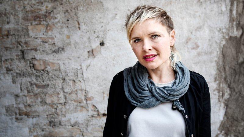 Författarbesök med serieskaparen Sara Granér