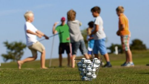 Gratis prova-på golf för barn 6-10 år