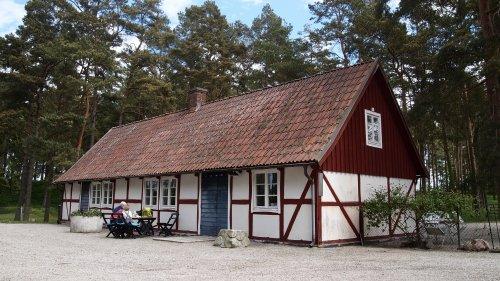 Skånska hus – promenadsamtal i Holmby