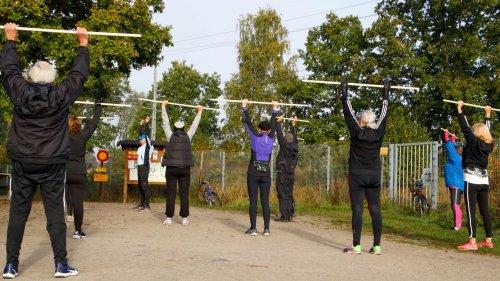 Gymnastik och rörelseglädje för dig som är 60+