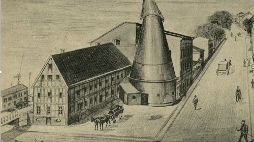Storgatan i Eslöv 150 år