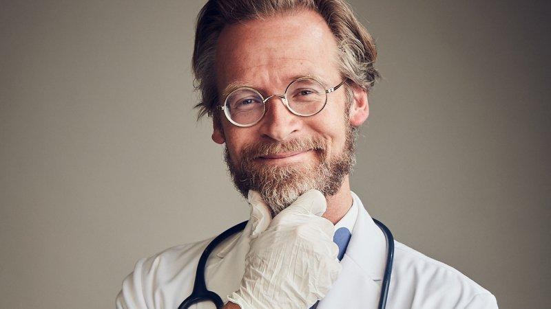 Henrik Widegren: Sjuk, frisk eller mittemellan