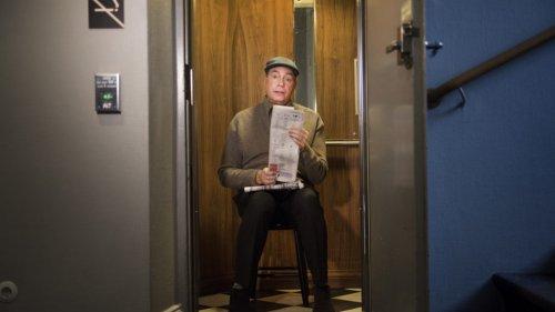 Hissvägraren – INSTÄLLT!