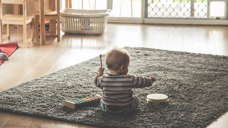 Sång och rytmik för de minsta