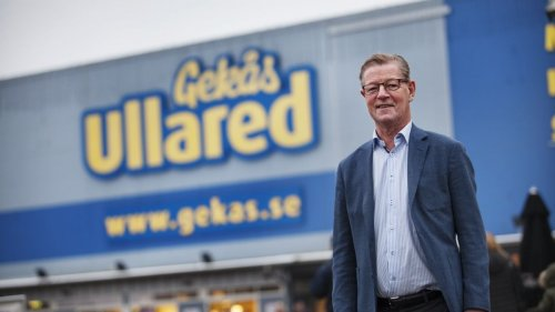 Näringslivsfrukost 3 april – Boris Lennerhov om Gekås i Ullareds resa