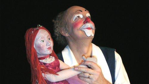Clownen och cirkusprinsessan