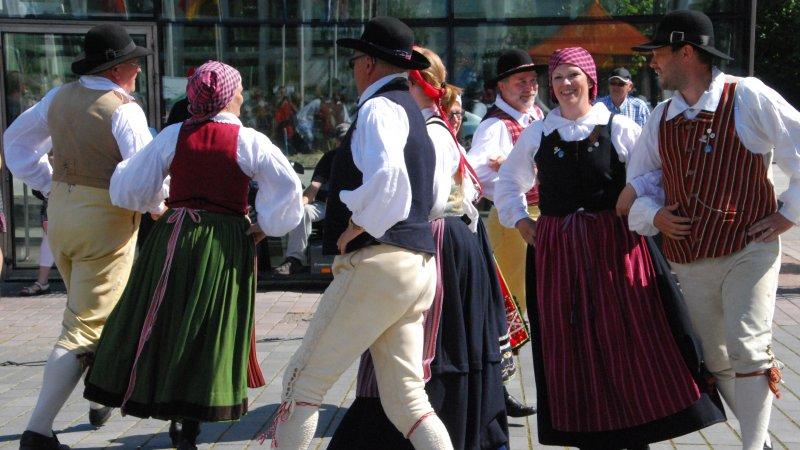Folkmusik och dans