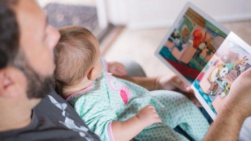Sagostunder för barn 2–3 år