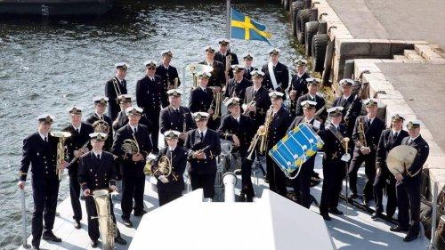Marinens Musikkår Karlskorna