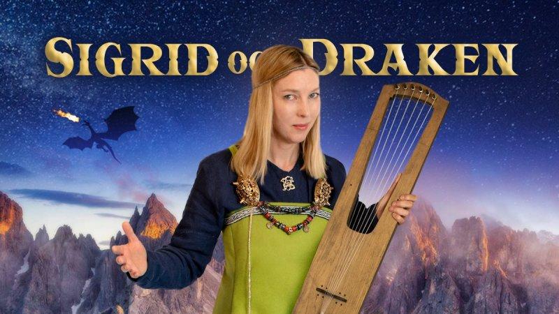 Sigrid och Draken! En familjeföreställning