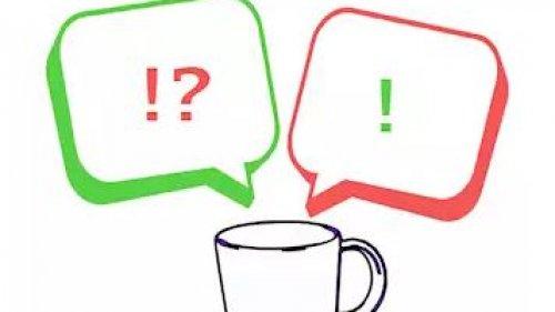 INSTÄLLD! Språkcafé