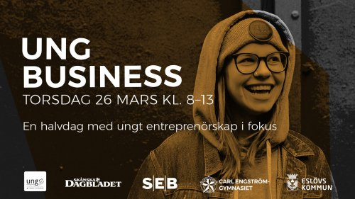 Ung business – 26 mars