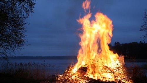 INSTÄLLD! Valborgsfirande i Trollsjön