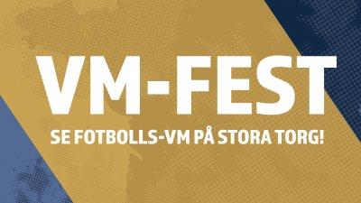 VM-fest: USA–Sverige