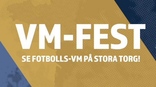 VM-fest: Chile–Sverige
