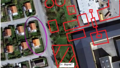 Undersökningar i marken efter Eslövs före detta gasverk