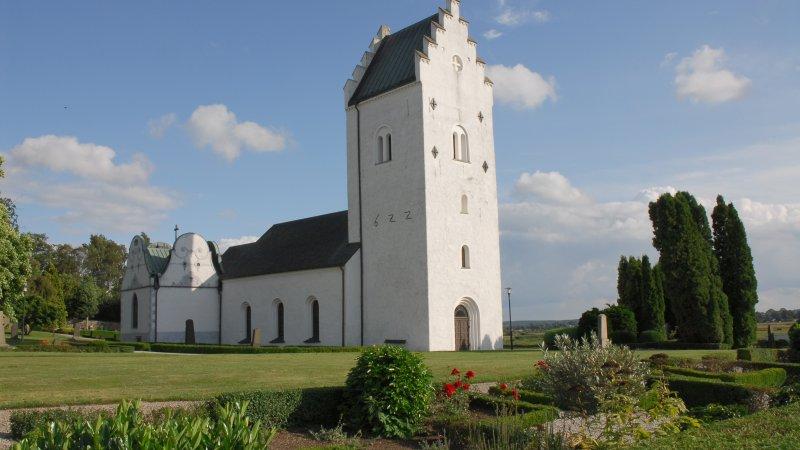 Gårdstånga kyrka
