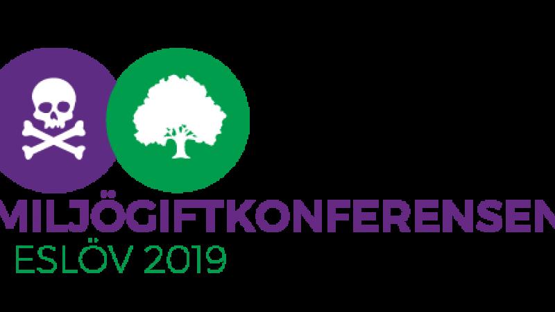 Miljögiftkonferensen i Eslöv 2019