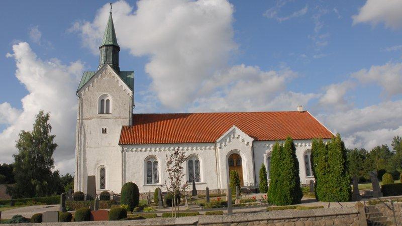 Holmby kyrka