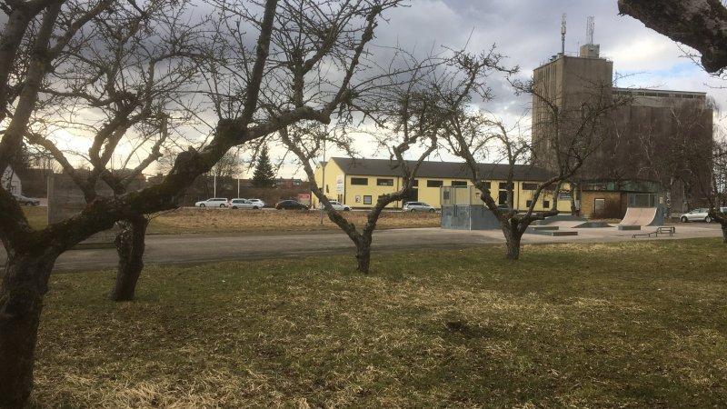 Fastigheten Abborren 9 i Eslöv, detaljplan
