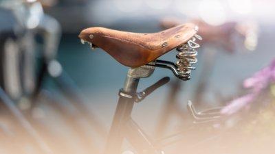 Buntbanden på uppmärkta cyklar byts ut