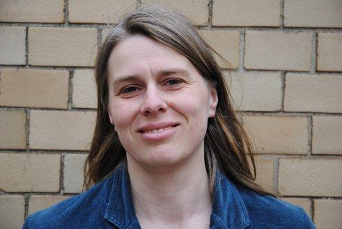 Linda Birkedal från Naturskyddsföreningen
