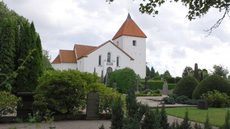 Östra Strö kyrka