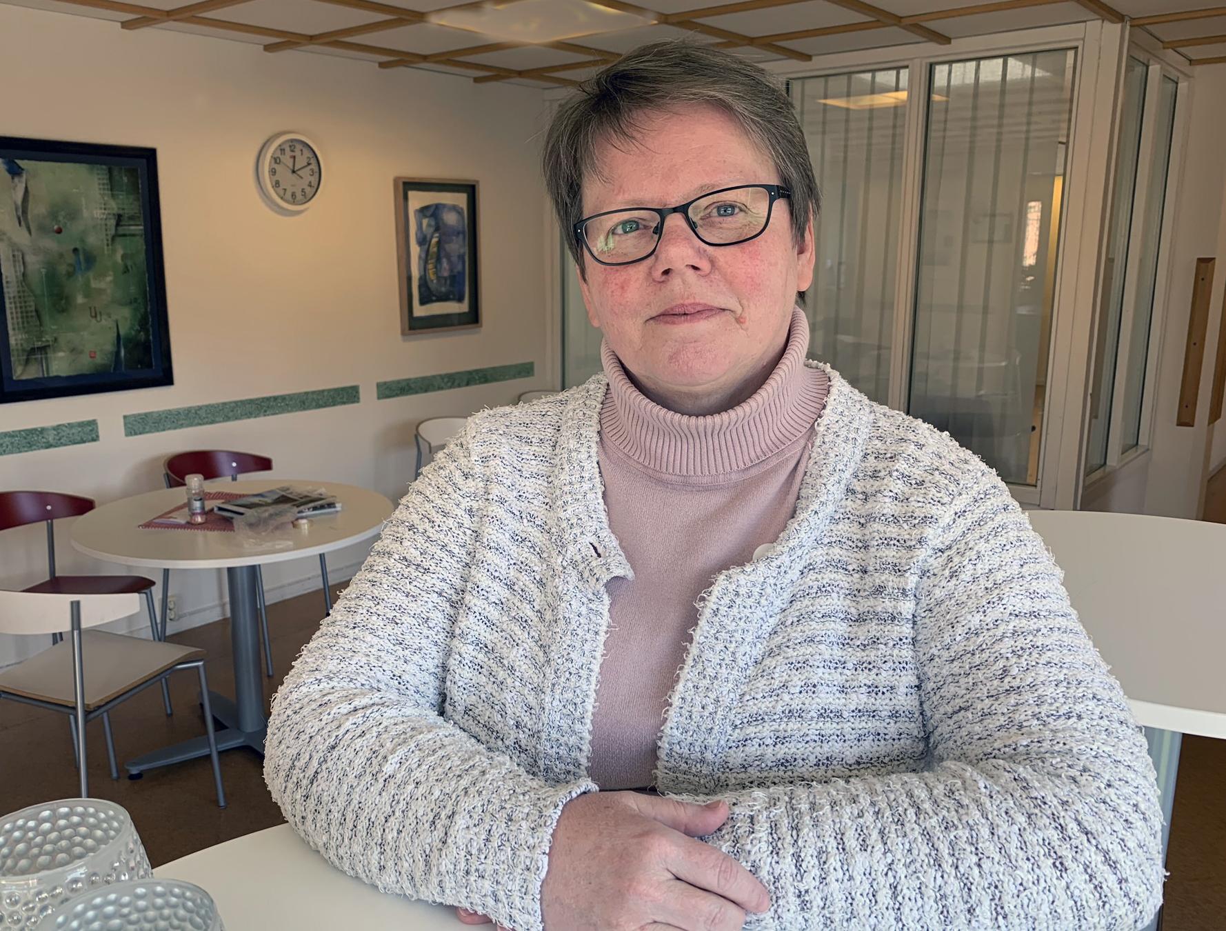 Kommunens medicinskt ansvarig sjuksköterska Pia Arndorff