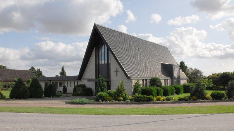 Pingstkyrkan i Eslöv
