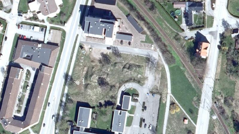Detaljplan för Rådjuret 1 med flera i Eslöv
