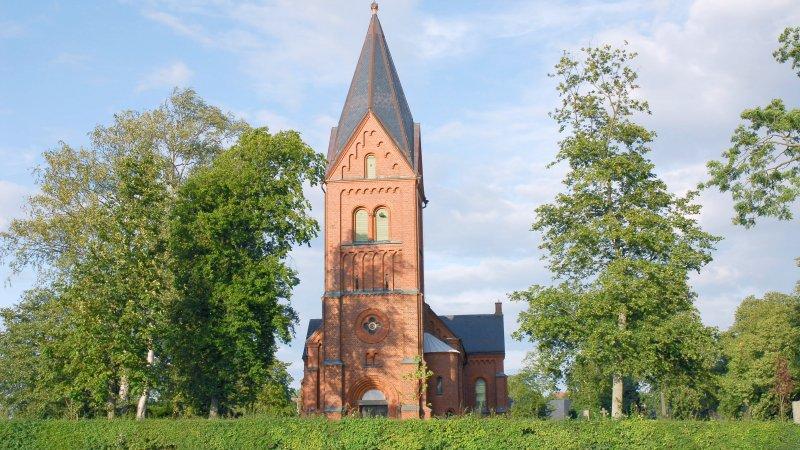 Remmarlövs kyrka