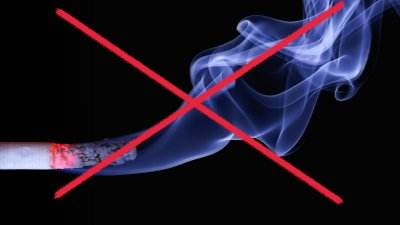 Utökat rökförbud på allmänna platser
