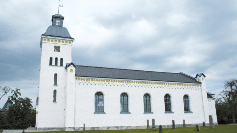 Trollenäs kyrka