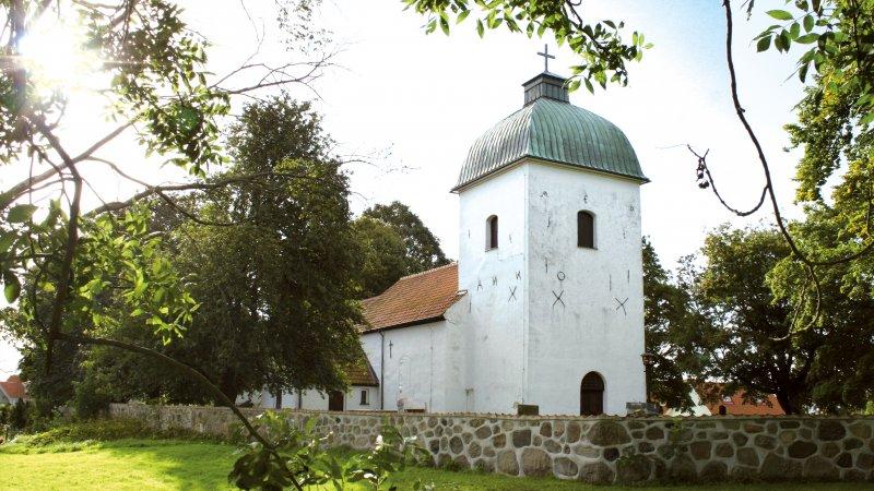 Västra Sallerups kyrka