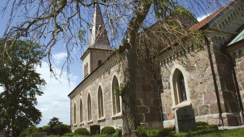 Västra Strö kyrka