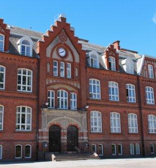 Västra skolan Foto: Malva Kauranen