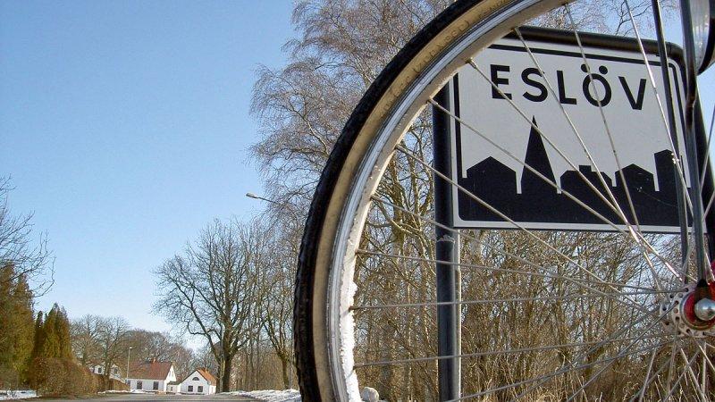 Cykla i stad och natur